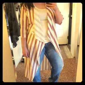 Luluroe Shirley Long kimono